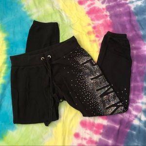 Victoria's Secret PINK • Sequin Sweatpants